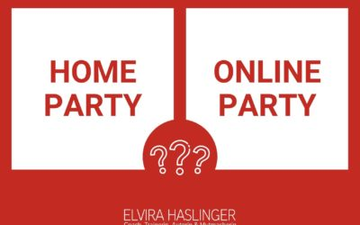 Onlineparty versus Homeparty